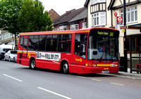Route 385, First London, DMS41474, LT02NUK, Chingford