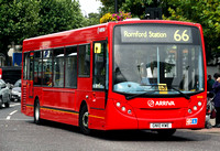 Route 66, Arriva Southend 4068, GN10KWE, Wanstead