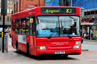 Route K1, London United RATP, DPK625, SN06JPX, Kingston