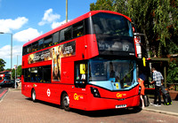 Route 119, Go Ahead London, WHV43, BP15OLM, Bromley
