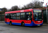 Route E6, Metroline, DES800, LK07BEY, Greenford Station