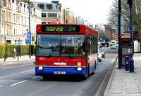 Route 214, Metroline, DL13, R113RLY, Islington