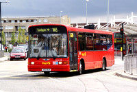 Route W6, First London, DM41780, X513HLR, Edmonton Green