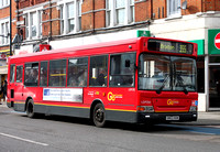 Route 355, Go Ahead London, LDP254, SN53KKM, Tooting