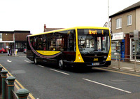 Route 1, Blackpool Transport 531, BF60UVP, Cleveleys
