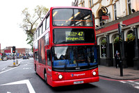 Route 47, Stagecoach London 18482, LX55BDZ, Catford