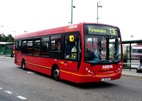 Route T31, Arriva London, ENL6, LJ07EDF, Addington Village