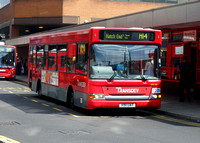 Route H14, Transdev, DPS511, X511UAT, Harrow Bus Station