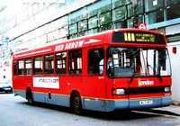 Route H1, London General, GLS487, WLT487, Westminster Hospital