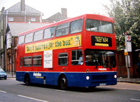 Route 634: Muswell Hill - Barnet Hospital