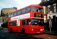Route 243A, Arriva London, M1293, B293WUL, Wood Green