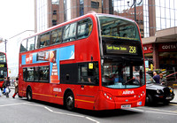Route 258, Arriva The Shires 5448, SN08AAE, Harrow
