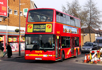 Route 357, First London, TN33127, LT02NVP, Chingford Mount