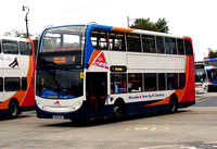 Route 4, Stagecoach East Kent 15546, GN59EWV, Canterbury