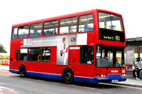 Route 182, Metroline, ET766, LV51YCE, Harrow Weald