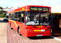Route U3, First London, DMC41534, LK53FDO, Heathrow