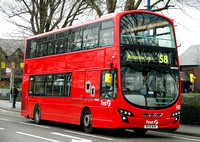 Route 58, First London, VN37835, BV10WVE, Walthamstow