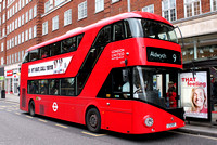Route 9, London United RATP, LT71, LTZ1071, High Street Kensington