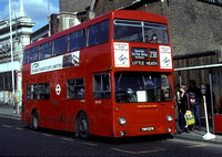Route 238, London Transport, DMS1537, THM537M, Stratford