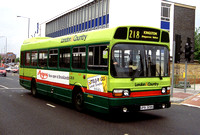 Route 218, London & Country 329, UPB329S, Kingston