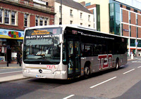Route 10, Go North East 5314, NK08MYC, Newcastle