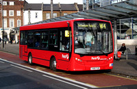 Route W4, First London, DMS44422, YX60FUB, Wood Green