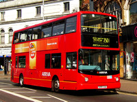 Route 250, Arriva London, DLA10, S210JUA, Croydon