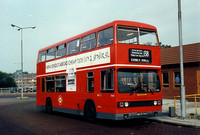 Route 138, London Transport, T1033, A633THV, Bromley