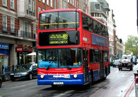Route 189, Metroline, TA73, T43KLD, Oxford Street
