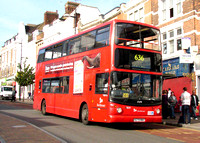 Route 636, Selkent ELBG 17279, X279NNO, Bromley South