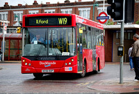 Route W19, Docklands Buses, ED16, AE56OUP