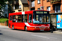 Route 184, Arriva London, DWL48, LF52UNZ, New Barnet
