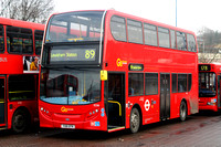 Route 89: Lewisham, Shopping Centre - Slade Green
