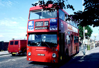 Route E2, London Transport, DMS1956, KUC956P