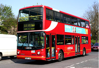 Route 144, Arriva London, DLA187, S287JUA, Edmonton