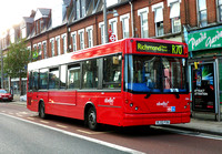 Route R70, Abellio London 8461, RL02FOU, Twickenham