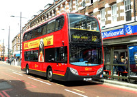 Route 337, Go Ahead London, E151, SN11BTY, Clapham Junction