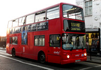 Route 157, Abellio London 9718, V318KGW, West Croydon