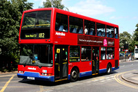 Route 182, Metroline, ET765, LV51YCC, Brent Cross