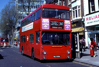 Route 267, London Transport, DMS1369, MLH369L, Turnham Green