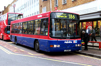 Route 186, Metroline, LLW29, L29WLH, Harrow