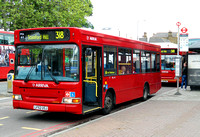 Route 318, Arriva London, PDL89, LF52USJ, Tottenham