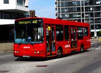 Route 410, Arriva London, DWS3, LJ53NHB, Croydon
