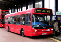 Route 62, East London ELBG 34267, Y267FJN, Barking