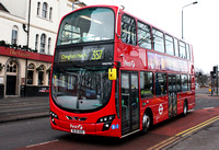 Route 357, First London, VN37949, BL61ADO, Walthamstow