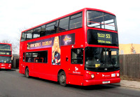 Route 53, Selkent ELBG 17131, V131MEV, Woolwich
