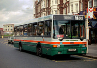 Route 167, Grey Green 928, J928CYL, Gants Hill