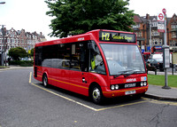 Route H2, Arriva the Shires 2470, YJ06YRS, Golders Green