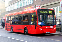 Route 178, Selkent ELBG 36021, LX58CAA, Woolwich