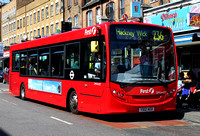 Route 236, First London, DMV44227, YX12AEO, Finsbury Park